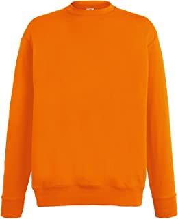 Fruit of the Loom Mens Lightweight Set-in Sweatshirt