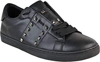 Fashion Thirsty Womens Sneakers Studded Fashion Designer Inspired Rock