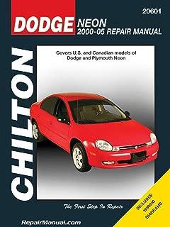 CH20601 Dodge Neon 2000-2005 Chilton Car Repair Manual