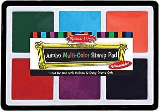 Melissa and Doug Jumbo Multi-Color Stamp Pad 2419 - Activity and Amusement