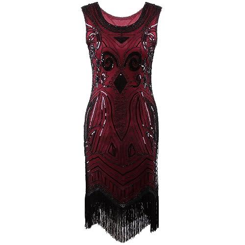 Plus Size Flapper Dresses: Amazon.com