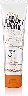 Fudge Blow Dry Putty Medium Hold for Unisex, 0.11 Pound