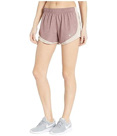 Nike Dry Tempo Short (Smokey Mauve/Fossil Stone/Wolf Grey) Women