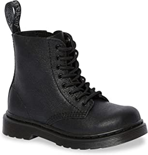Dr. Martens Kid's Collection 1460 Pascal Mono Boot (Toddler)
