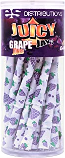 Grape Flavored Cones with Dank 7 Tips (36 Pack)