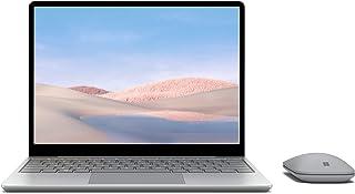 【Microsoft ストア限定】2点セット: Surface Laptop Go 12.4インチ / Core-i5 / 8GB / 128GB プラチナ + Surface モバイル マウス グレー