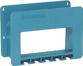 GARDENA systeem-Slangboy: Tuinslanghouder voor aan de muur, ruimtebesparende opbergmogelijkheid voor tuinslang, met houder...
