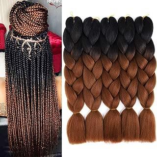 Best hair braiding extensions Reviews