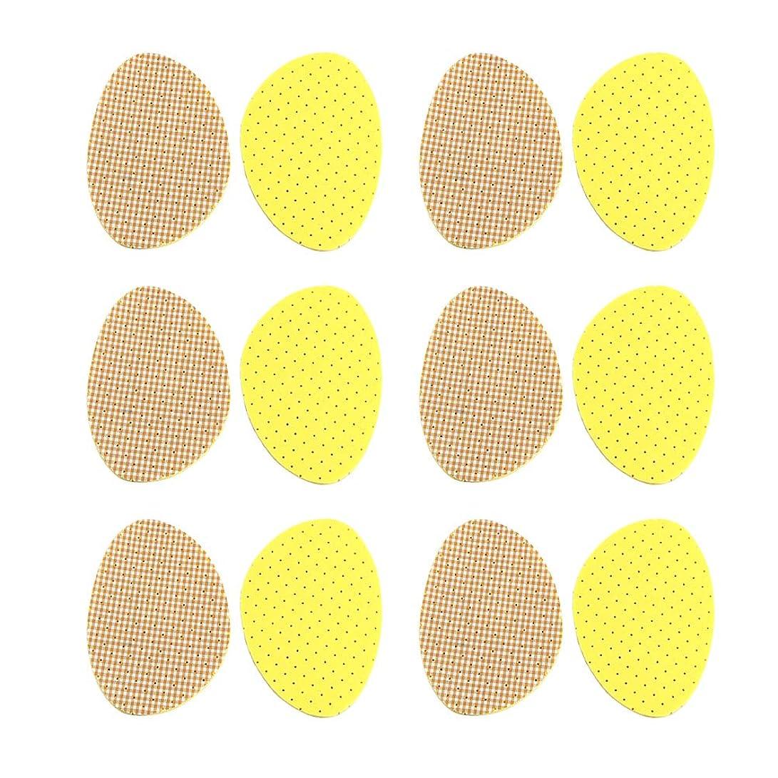 電圧ブルームアクセシブルHealifty インソール 足裏保護パッド つま先保護カバー 靴ずれ防止パッド 通気性 靴用 シューズパッドクッション 6ペア