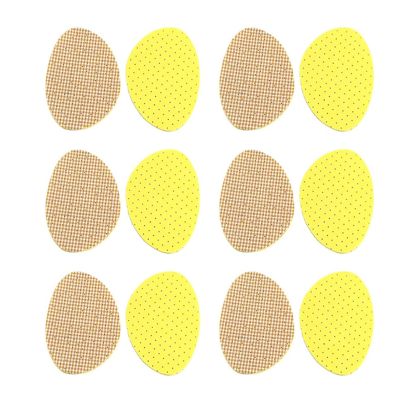 コンソール篭フォークHealifty インソール 足裏保護パッド つま先保護カバー 靴ずれ防止パッド 通気性 靴用 シューズパッドクッション 6ペア