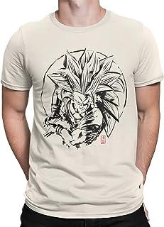 Camisetas La Colmena 5457-SSJ3 Warrior (Ddjvigo)