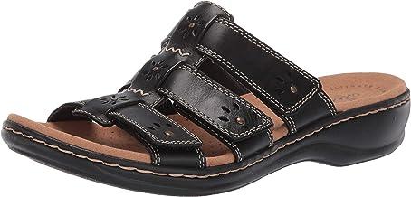 Amazon.com: Women's Clarks Wide Sandals