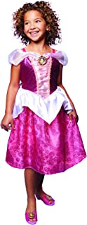 Disney Princess Aurora Dress Costume for Girls, Perfect for Party, Halloween Or Pretend Play Dress Up