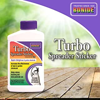 Bonide (BND097) - Turbo Spreader Sticker Concentrate (8 oz.)
