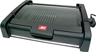 JEC Electric Grill With Glass- EG-5284 Black