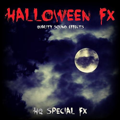 HQ Special FX Halloween FX FLAC-DJYOPMiX