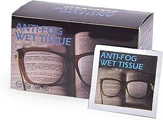 レンズクリーニングティッシュ 眼鏡拭きシート 個装 50枚入り 速乾 メガネクリーナー