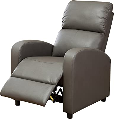 Amazon.com: Merax Power Recliner and Lift Chair in Black PU ...