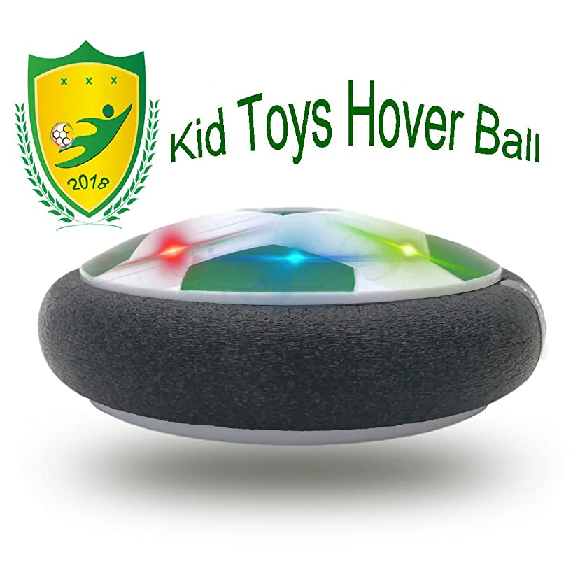 Happy Gift Interesting Floating Football with LED Light,Kids Toys for Kid Best Gifts