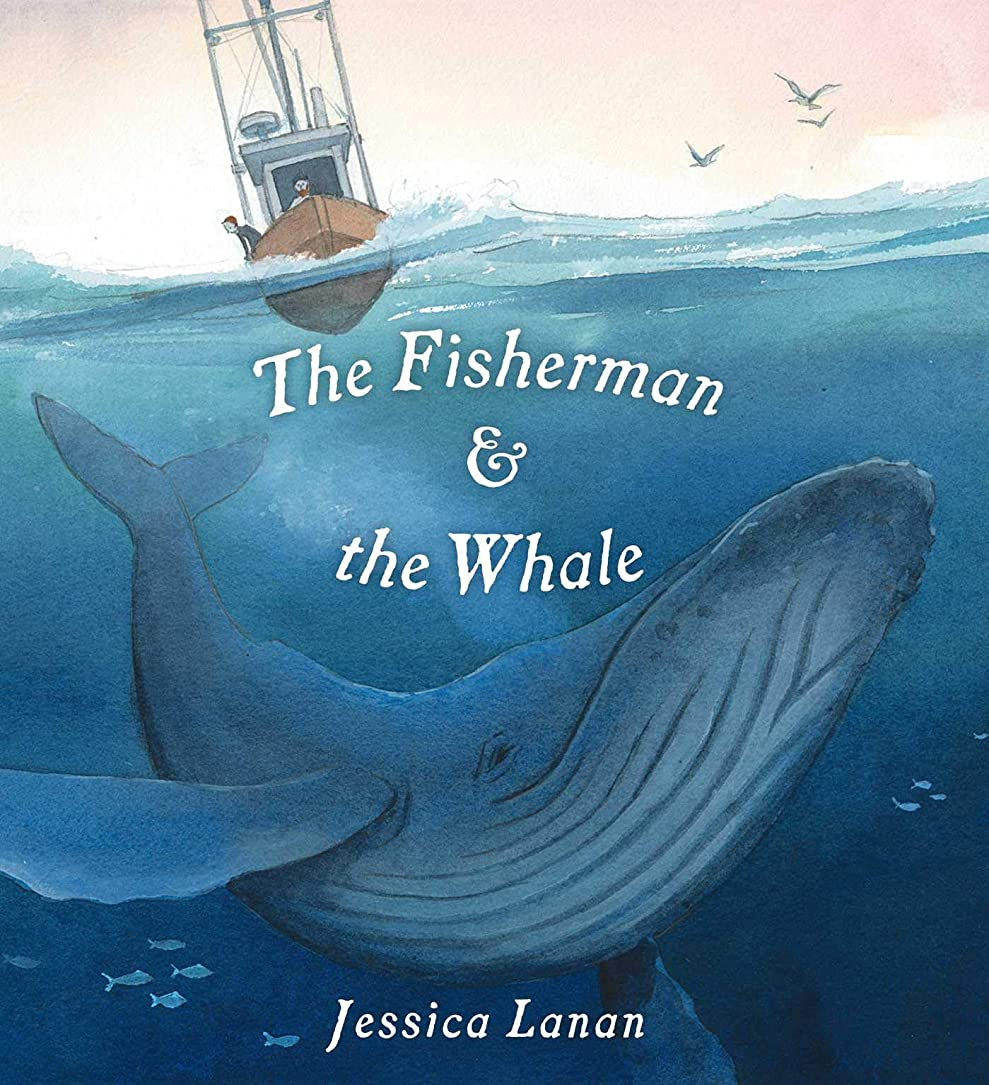 熟したアミューズメント不屈The Fisherman & the Whale (English Edition)