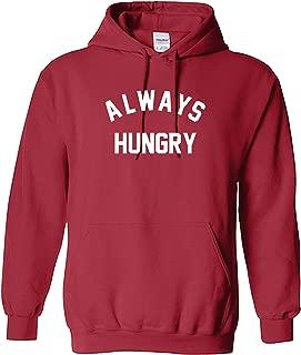 cherry red hoodie