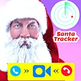 Talk with Santa Claus tracker on video call and track where is santa - Free Fake Calls & fake chat- PRANK FOR KIDS 2021