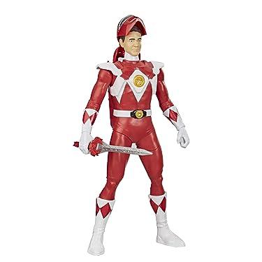 Power Rangers PRG 12IN MMPR RED Ranger Morphin Figure