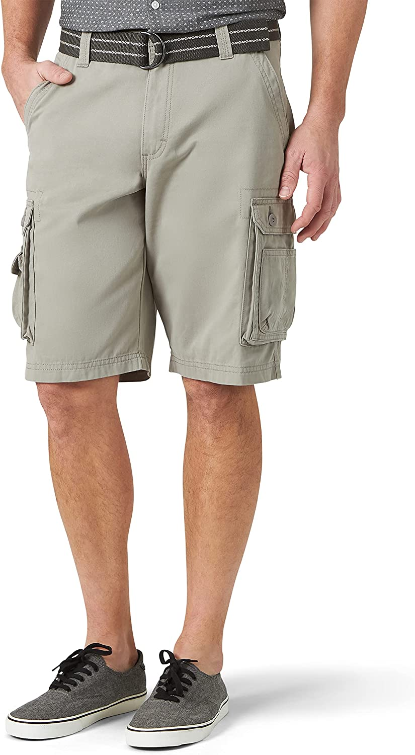 LEE Men's Dungarees depot 100% quality warranty! New Belted Wyoming Cargo Short