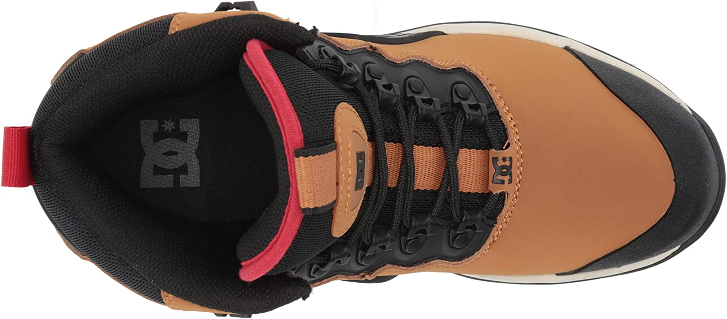 DC Shoes Navigator Cold Weather Casual Snow Boot