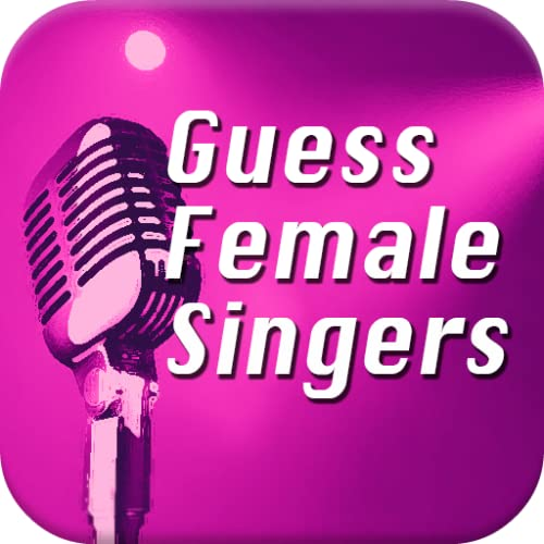 Female Singers Quiz