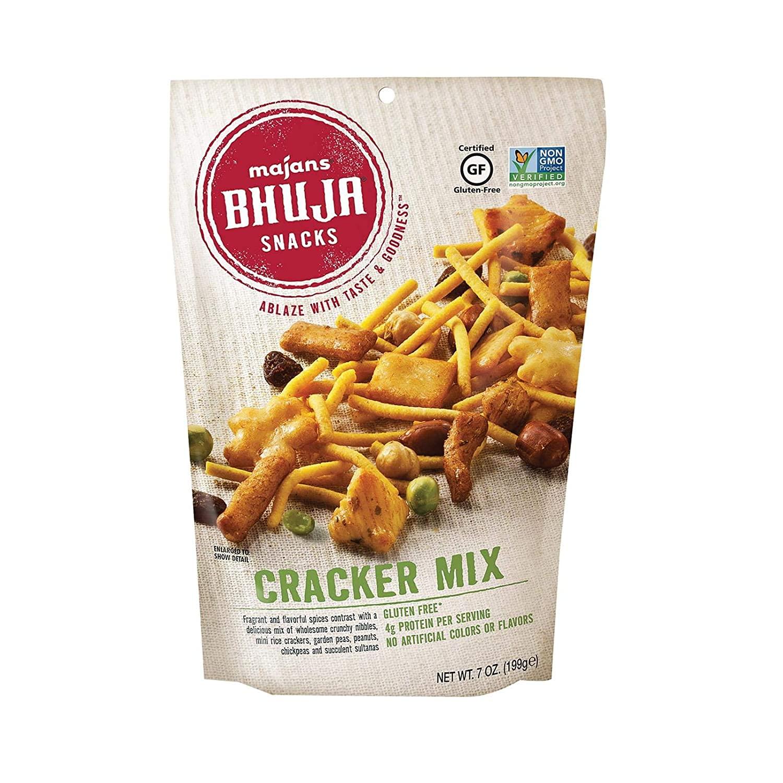 Special sale item trend rank Bhuja Snacks Cracker Mix 7 oz 2 each Items Order Per