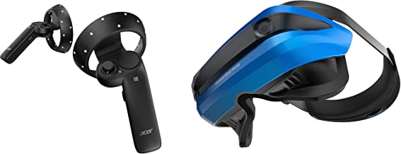 Acer Windows Mixed Reality Headset & Controllers | AH101-D8EY (Renewed)