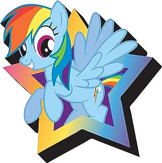Aquarius My Little Pony Rainbow Dash Magnet
