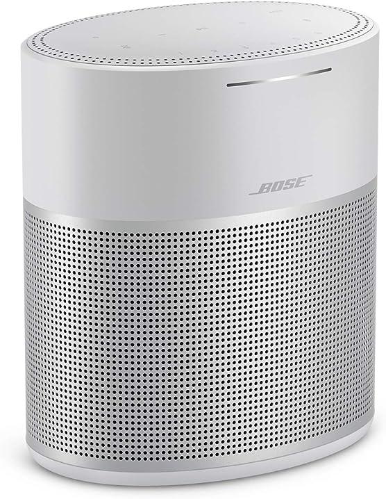 Bose home speaker 300 con amazon alexa integrato, silver BOS808429-2300