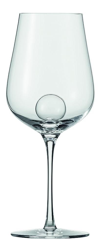 賢明な靴アイドルツヴィーゼル 1872 ワイングラス AIR SENSE (エアセンス) クリア 316ml リースリング G119393
