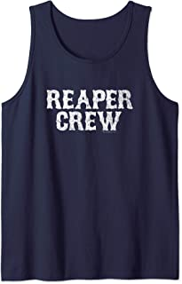 Sons of Anarchy Reaper Crew Tank Top