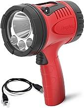 Energizer LED Spotlight, IPX4 Water Resistant, Super Bright LED Spotlight Flashlight, Impact-Resistant, Heavy Duty Durabil...