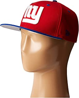 New Era NFL Two-Tone Team New York Giants