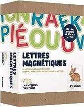 """Coffret Lettres magnétiques """"Céline Alvarez Les Lectures naturelles"""""""