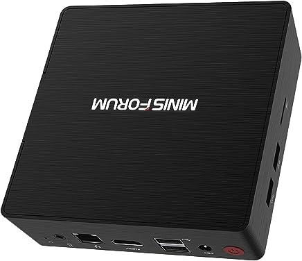 DesktopMiniPCProcessoreIntel Celeron N3060(fino a 2,48GHz), 4 GB DDR3 / 64GB eMMC Windows 10 Pro Display HDMI e VGA con sistema di raffreddamento silenzioso USB 3.0 / BT 4.2/2.4G+5G Dual WiFi - Confronta prezzi