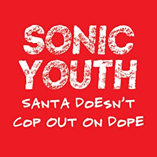 Santa Doesn't Cop Out On Dope