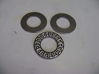 NMD AXK1024 Thrust Needle Roller Bearing with Two Washers 10 X 24 X 2 mm FRD130