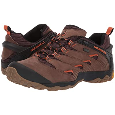 Merrell Chameleon 7 Waterproof (Dark Earth) Men