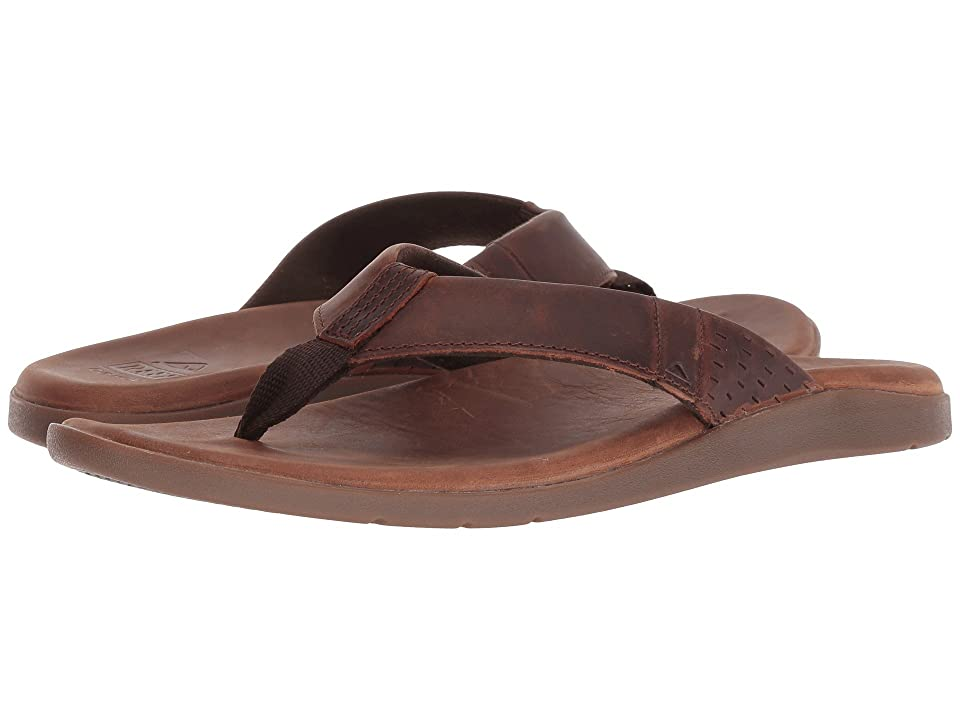 Reef Cushion J-Bay (Chocolate) Men