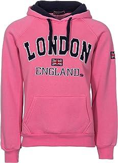 0438bfeb Amazon.es: sudaderas london - Rosa