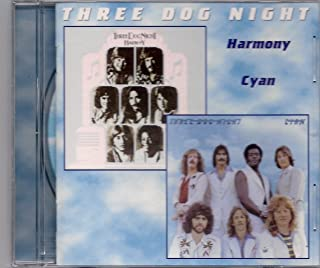 three dog night cyan