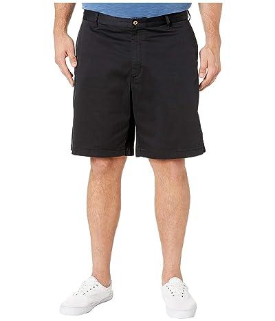 Tommy Bahama Big & Tall Big Tall Boracay Shorts (Black) Men