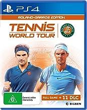 Tennis World Tour: Roland Garros Edition (Playstation 4)