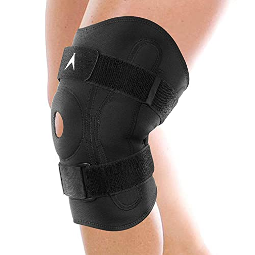 a809379f00 ATX Hinged Knee Brace - Breathable Compression Support for ACL, MCL,  Meniscus Tear,
