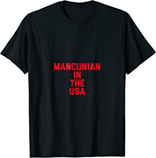 Mancunian in the USA